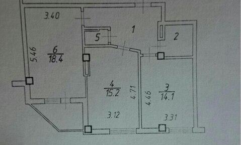 Двухкомнатная квартира в новостройке пос. Майский - Фото 2