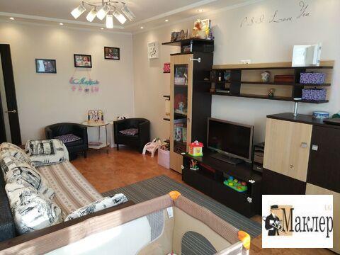 Продается 2-ая квартира в Михнево с евроремонтом - Фото 1