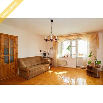 Продажа 3-к квартиры на 6/10 этаже на ул. Чкалова, д. 58 - Фото 1