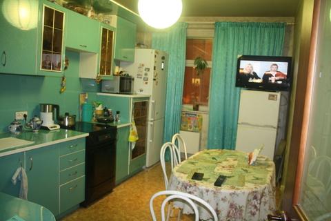 3-х квартира 86 кв м Перервинский бульвар д 14к 1 метро Братиславская - Фото 2