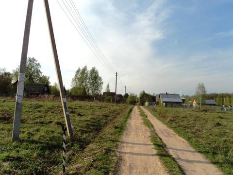 12 соток на берегу озера, МО, Рузский р-н. - Фото 4