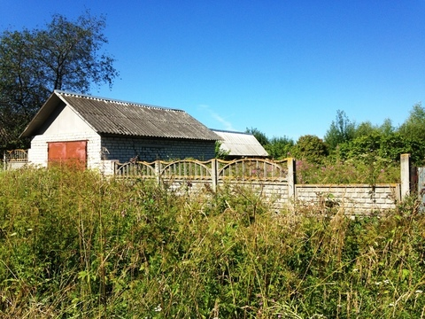 Недостроенный дом д. Зеньково - Фото 4