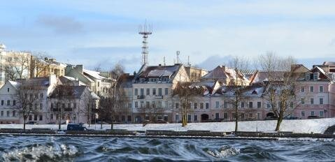 Квартира в исторической части Минска., Купить квартиру в Минске по недорогой цене, ID объекта - 303630533 - Фото 1