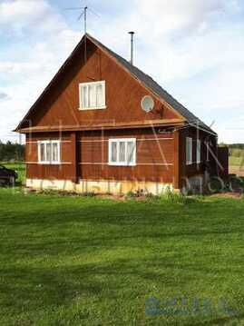 Продажа дома, Турандино, Бокситогорский район - Фото 1