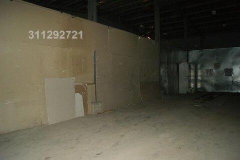 Под произ-во/склад, отаплив, выс. потолка: 8 м, возм. офис. площ. /от - Фото 2