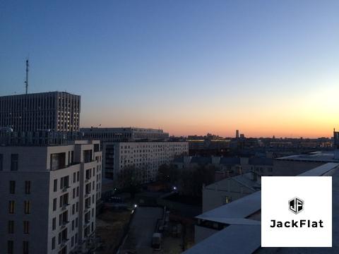"""ЖК """"Полянка/44"""" - квартира 102 кв.м, особняк Мускат, 3 спальни, 8 окон - Фото 2"""