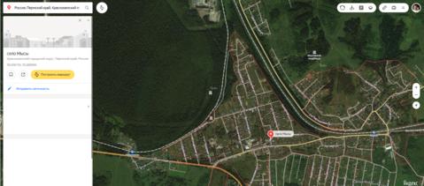 Земельный участок в Мысах Краснокамский р-он - Фото 2