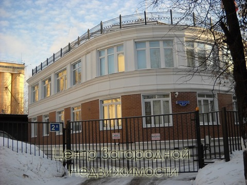 Отдельно стоящее здание, особняк, Шелепиха Деловой центр, 2093 кв.м, . - Фото 1