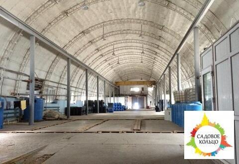 Производственно-складской комплекс (2 здания, электростанция, есть во - Фото 2