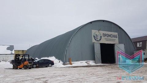 База с производственно-складскими помещениями 7200 кв. м. - Фото 1