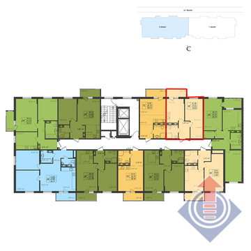 Продажа квартиры, Щелково, Щелковский район - Фото 2