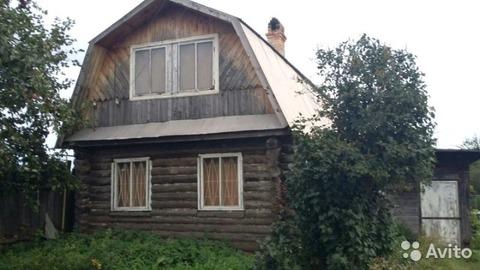 Дом 35 м2 на участке 5 сот.