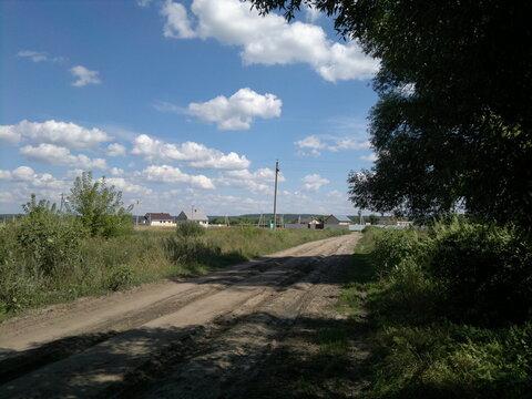 Продается земельный участок Тамбовская обл, Тамбовский р-н, село . - Фото 1