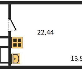 Продажа квартиры, Псков, Ул. Плехановский Посад - Фото 1