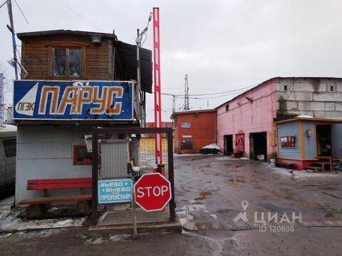 Продажа гаража, Красногорск, Красногорский район, Ул. Железнодорожная - Фото 1