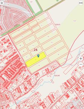 Продам земельный участок под ИЖС 130 га в черте города Михайловска. - Фото 1