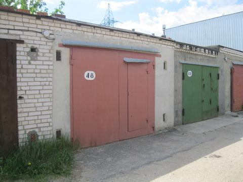 Фатьянова ул, гараж 21 кв.м. на продажу - Фото 1