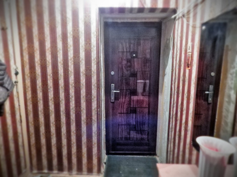 Архивная комната 11.4 м2 в четырехкомнатной квартире ул Братская, д 12 . - Фото 5
