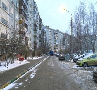 3-комнатная квартира на ул. Александра Люкина
