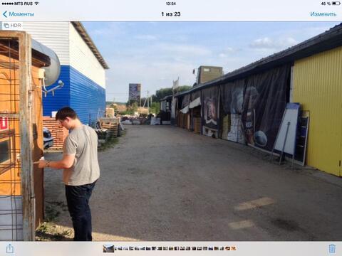 Сдаю торговые ряды на строй.комплексе Симферопольского ш. - Фото 1