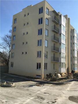 1 комнатная квартира Проспект Победы в Калининграде, Купить квартиру в Калининграде по недорогой цене, ID объекта - 316331669 - Фото 1