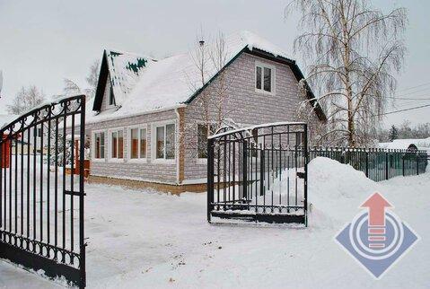 Продажа дачи в СНТ Садовод-91 у д. Назарьево - Фото 1