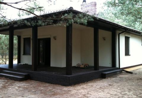 Коттедж с террасой в п. Шамоино - Фото 1