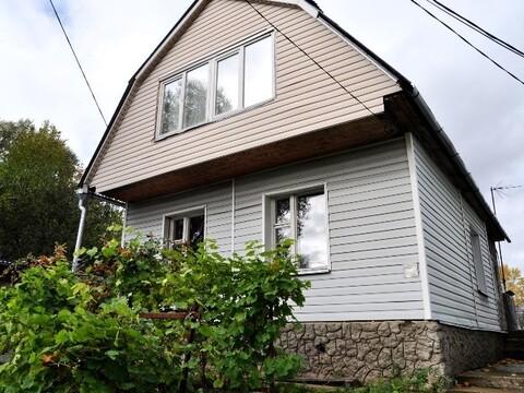 Двухэтажный дом 105 кв.м. расположен на участке 15 соток в д. Кривошеи - Фото 2