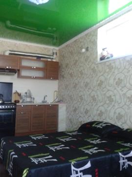 Сдам 1 комнатную студию посуточно Севастополь р-н Малахов Курган - Фото 3