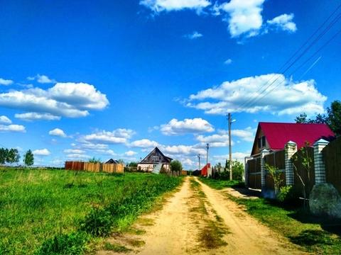 Судогодский р-он, Погребищи д, земля на продажу - Фото 1
