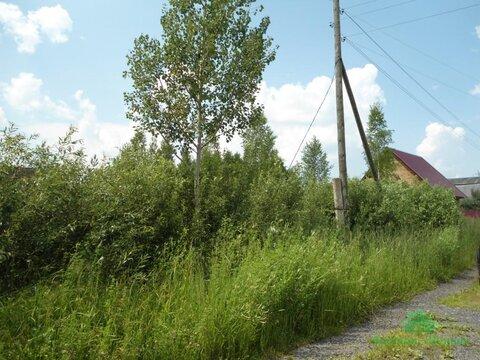 8 сот. в СНТ Берёзка - д.Тельвяково - 90 км Щёлковское шоссе - Фото 1