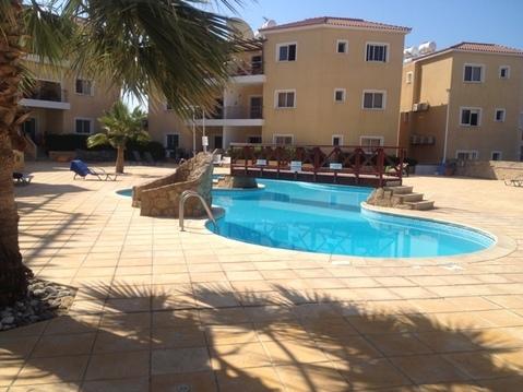 Прекрасный трехкомнатный комплексный Апартамент в Пафосе - Фото 2