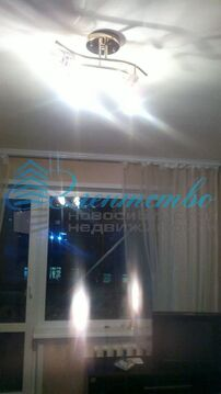 Продажа квартиры, Новосибирск, Ул. Бориса Богаткова, Купить квартиру в Новосибирске по недорогой цене, ID объекта - 326496345 - Фото 1