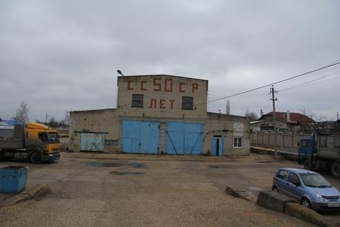 Продажа склада, Липецк, Ул. Чкалова - Фото 1
