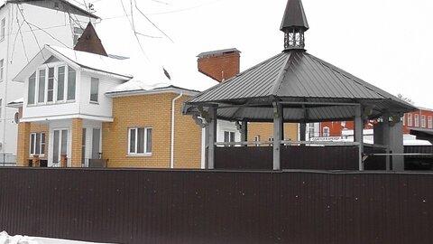 Продаётся дом 280кв.м. на з/у 12 сотки в г.Кимры по ул.Наб.Фадеева 15а - Фото 1