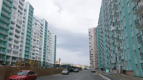 2 комн.квартира Орджоникидзе, 42а/ ЖК Казачий/ Улеши - Фото 1