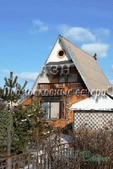 Новорижское ш. 14 км от МКАД, Степановское, Коттедж 120 кв. м - Фото 2