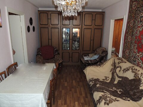 4-х комнатная квартира по - Фото 1