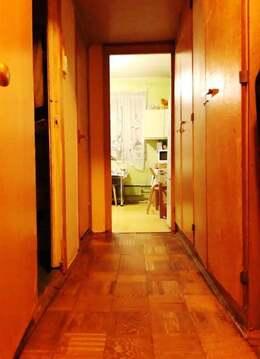 18 кв.м. гостиная с балконом в трешке Чертановская 48к2. - Фото 5