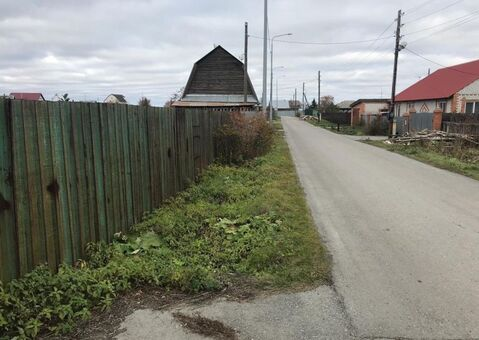 Продажа участка, Тюмень, Благовещенская - Фото 1