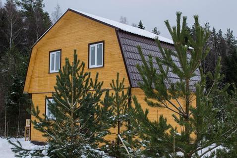 Жилой дом на лесной опушке. - Фото 1