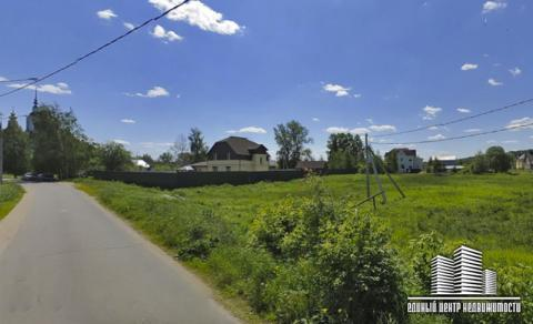 Участок 10 сот. г. Дмитров ул. Старо-Рогачевская - Фото 1
