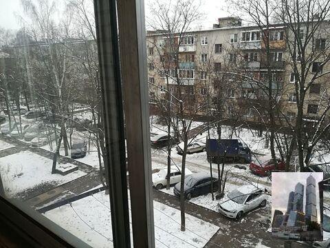 Новинское ш 10 Продается двухкомнатная квартира(распашонка), - Фото 2
