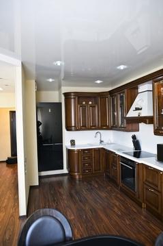 2-комнатная квартира с евроремонтом, мебелью и техникой - Фото 2