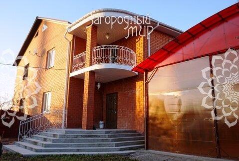 Продам дом, Новорязанское шоссе, 15 км от МКАД - Фото 1
