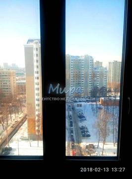 Прекрасная квартира отличной планировки с двумя застекленными лоджиям - Фото 1