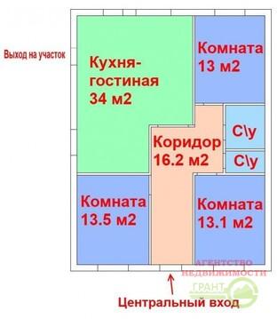 Новый коттедж 100м2 под чистовую отделку в Белгороде - Фото 2