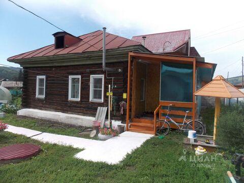 Продажа дома, Горно-Алтайск, Поперечный пер. - Фото 1
