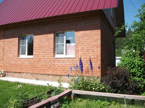 11 соток и кирпичный дом - Фото 4