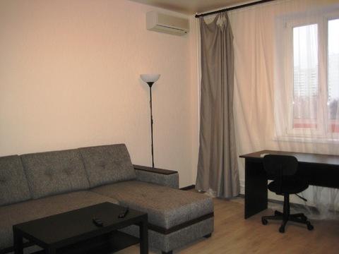 Сдам шикарную квартиру с евроремонтом, без комиссии м.Южная - Фото 5